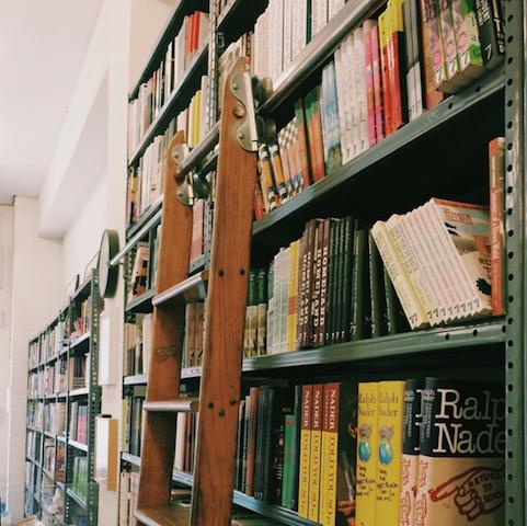 Bookshelf-