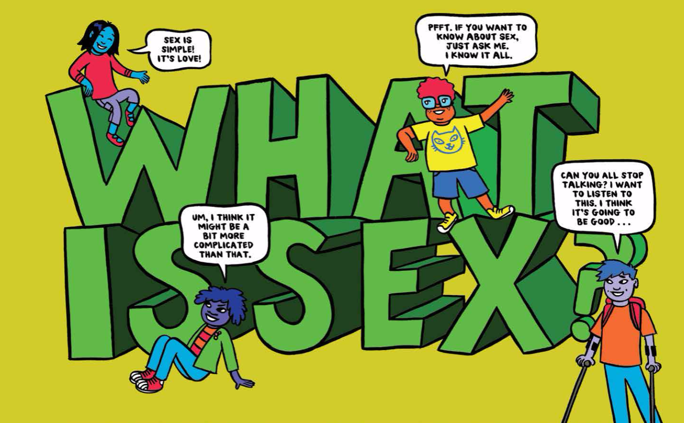 Why is sex funny